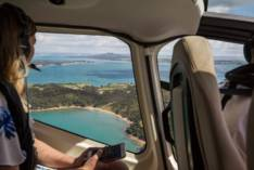 Auckland City to Waiheke Airfield
