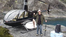 Heli-Fishing
