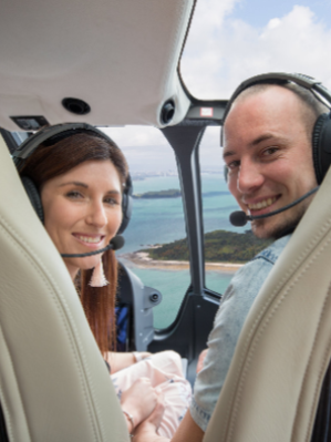HelicopterMe scenic tours