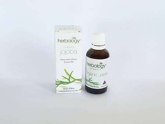 Organic Jojoba Oil 50ml. (Simmondsia Chinensis)