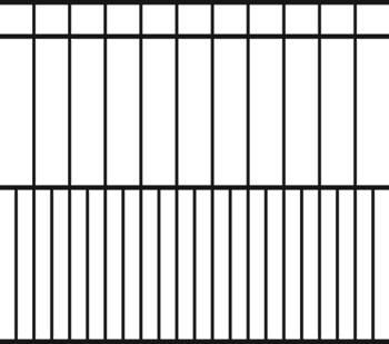 Minnesota/Pittsburgh Fence Panels