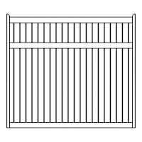 Staten Fence Panels