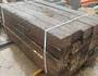 Used NZ Pine Creosoted Sleepers  2.1m long