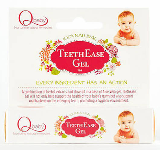 Qbaby TeethEase Gel 15gm