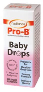 Radiance Baby Probiotics