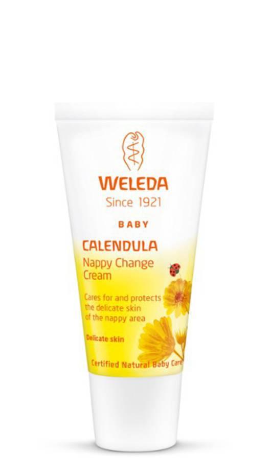 Weleda Calendula Nappy Change Cream 30ml