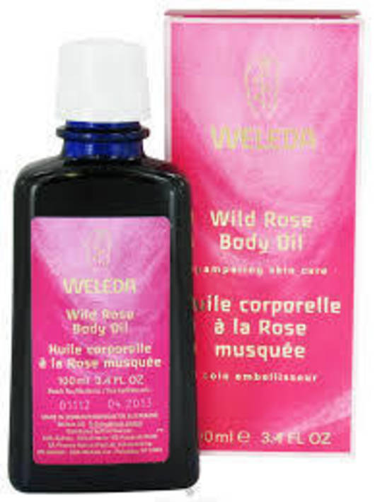 Weleda Wild Rose Body Oil
