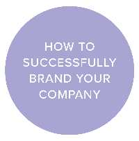 How to successfully brand your company