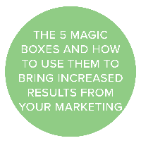 The 5 magic boxes