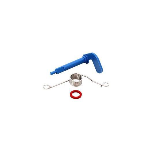 BOSCH DISHWASHER SOAP DETERGENT DISPENSER TRIPPING DEVICE Release latch kit,
