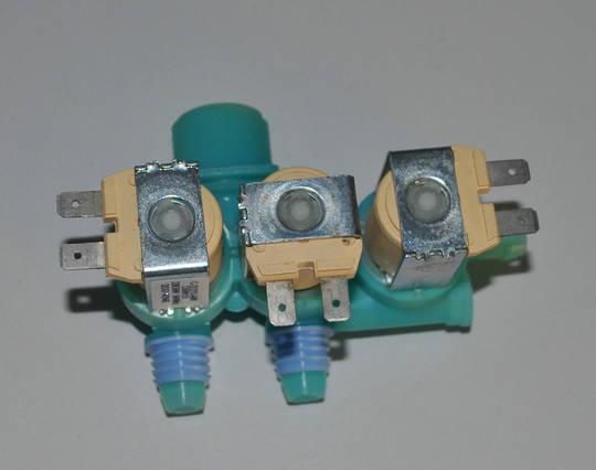 Samsung Washing Machine inlet valve WA65F5S2URW/SA, WA65F5S6DRW/SA, WA70F5G4DJW/SA, WA70F5S2URW/SA WA75F5S6DRA/SA WA80F5G4DJW/SA