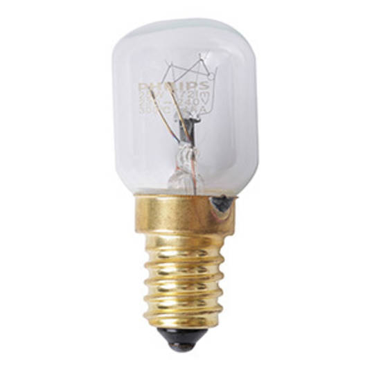 Ariston oven lamp light bulb fits on many models , 25 Watt 300c,