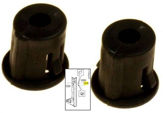 Bosch Oven Fixing Bushing installation fitting, pack of 2