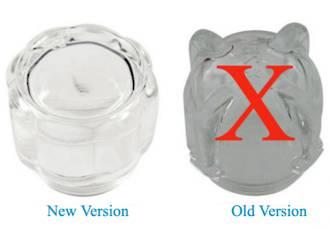 Miele Oven Glass light cover ME/C-H849ME/C, 32mm screw diameter,