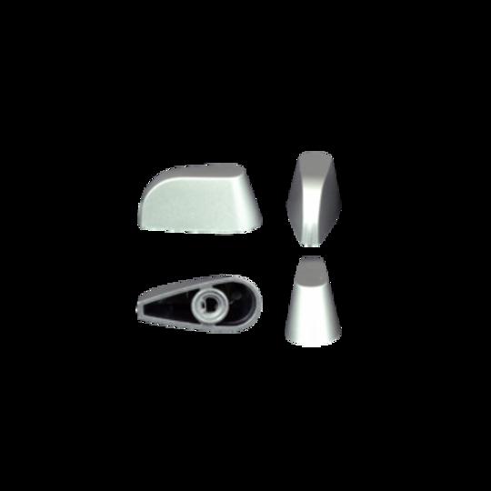 Westinghouse Simpson Electrolux Oven and Cooktop knob POP663S, POP667S, POP668S, POP663S*02, New Version