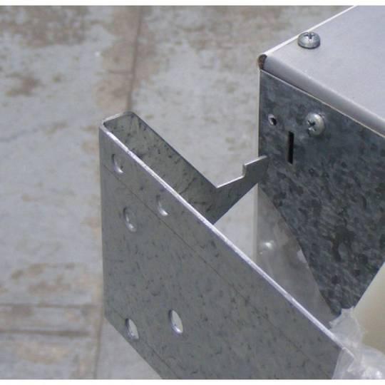 SIMPSON WESTINGHOUSE ELECTROLUX DRYER WALL MOUNTING  LD500B*00, LD505EB*00, LD605EB*00, 0200