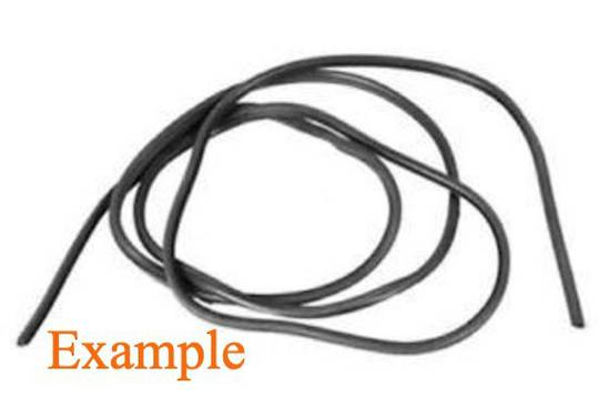 Baumatic and Classique Oven clfsc60SS Door Seal Seal or Gasket for model before 2013,