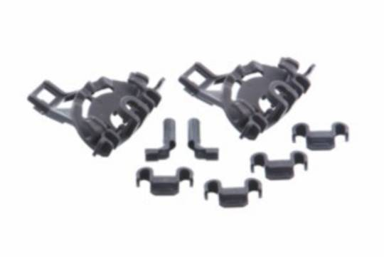 BOSCH DISHWASHER LOWER RACK CLIPS BEARING SGS65M08AU, SGS, SGU, SGV models and others