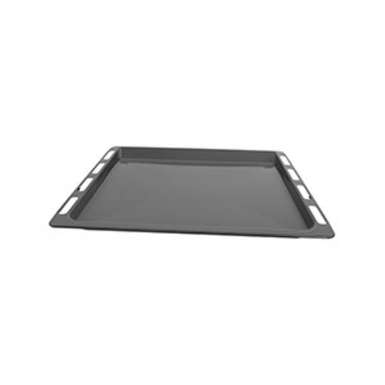 Bosch Oven Tray Shelf N13 with stop, to be suited for pyrolysis 465MM x 375MM x 2,9 cm HBA63S451A,