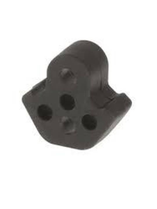Bosch Fridge freezer Stop Door stopper middle hinge black KGN53X70AU, kgn53x,