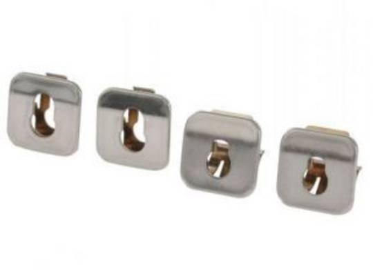 Bosch Oven Rack Side Holder left or right HBA73B550A, pack of 4