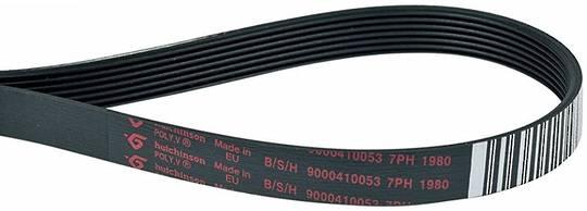 Bosch Dryer Drive Belt 9000410053, WTC84100AU/05,
