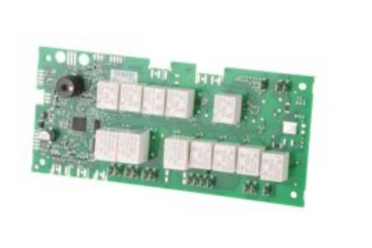 Bosch Oven Pcb Control Relay module pcb Oven HBA63A450F/05,  *6079
