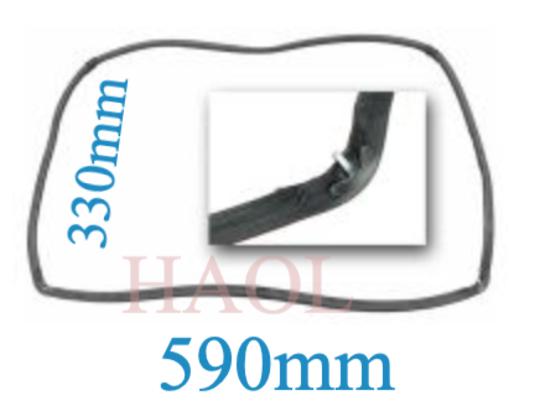 BOSCH SIEMENS OVEN DOOR GASKET DOOR SEAL 900MM wide Oven , *42666,