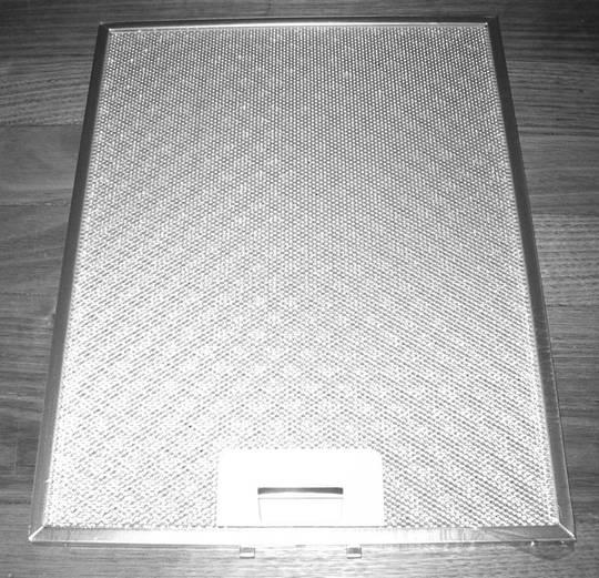 WESTINGHOUSE SIMPSON ELECTROLUX RANGEHOOD FILTER CU900S, 272MM X 354MM