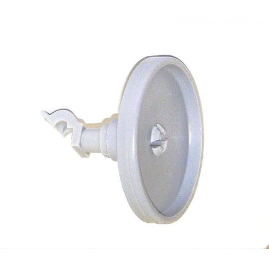 SIMPSON WESTINGHOUSE DISHWASHER LOWER BASKET ROLLER front and Middle SB920WE,