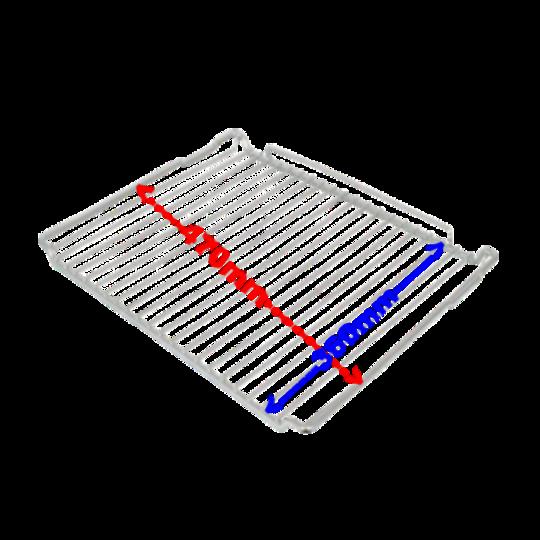 Fisher Paykel Elba Oven Rack bake bi602, bi601, ra6102, 470mm x 360mm