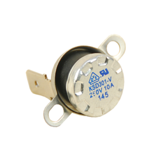 Westinghouse and Simpson Oven SWITCH THERMAL CUT OUT 145 DEG, KSD301-V,