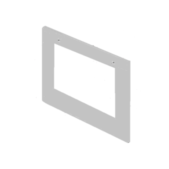 Westinghouse simpson Electrolux  wall oven outer  Door POL662s, silver NO LOnger Available
