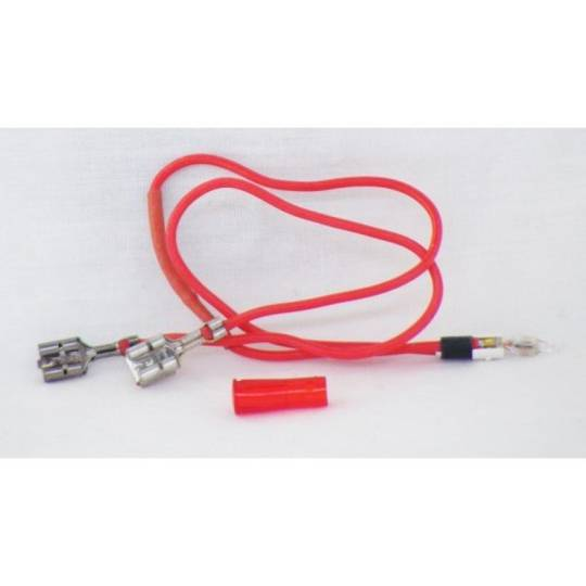 Westinghouse and Simpson Oven Red Lenz or Led light indicator neon small plastic red indicator light,