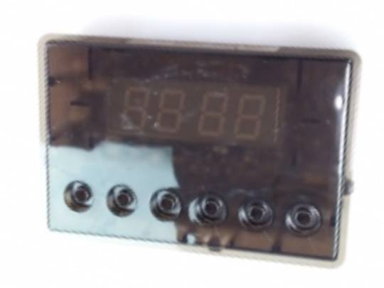 Delongi Oven Electronic Timer programmer Clock Timer 3 or 6 bottom ,