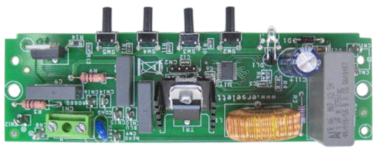 SMEG Rangehood Control Unit ELECTRICAL PCB K181X90SS, K181V90BL, k181v,
