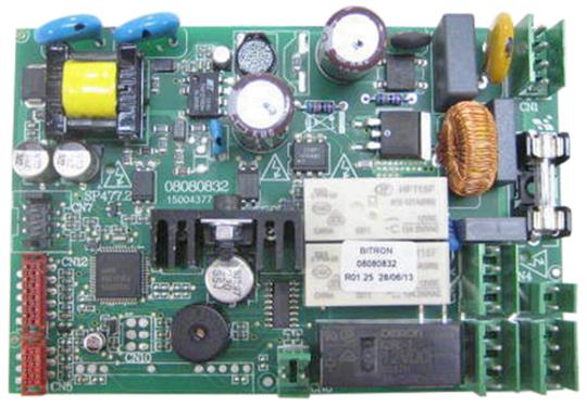 SMEG Classique Ranghood  CLASSIC591, P591, P781, C-9708-S/ T-9109-S PCB CONTROLLER BOARD,