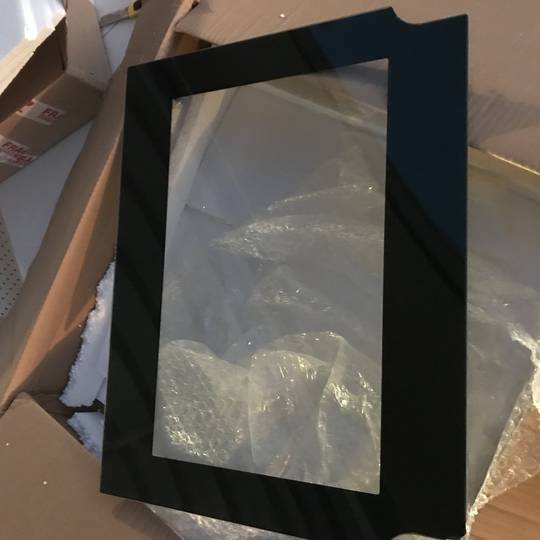 Everdure Oven inner door glass UFCW661,