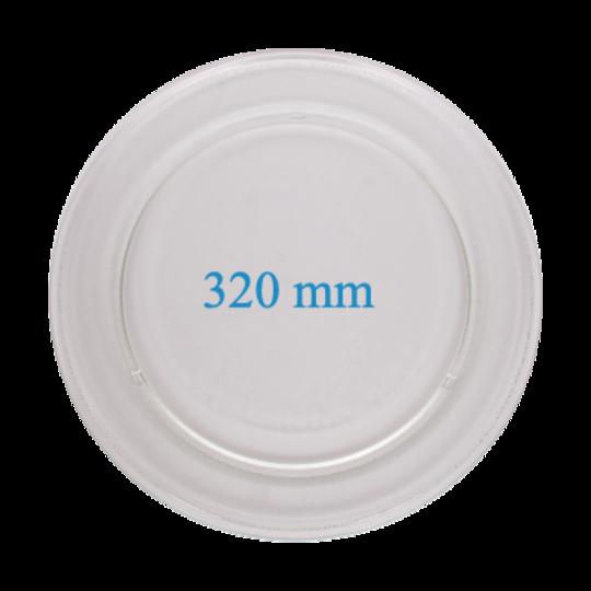 sharp Microwave Glass Turntable Plate R1720, R330H, R330JS, R330JW R330J, R340H, R350H, R350J, R350LS R350LW, R380H, R380J, R39