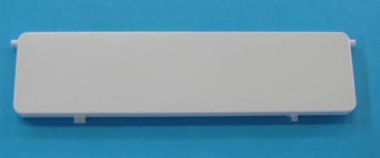 ASKO DISHWASHER Handle Cover Insert D5424 AU -White D5434 AU ,