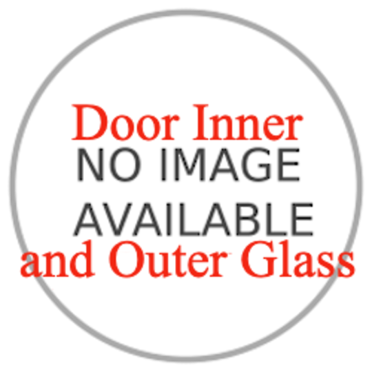 Classique  Oven inner door and outer door glass CL66c4SS , cl67c4ss, No Longer Available,