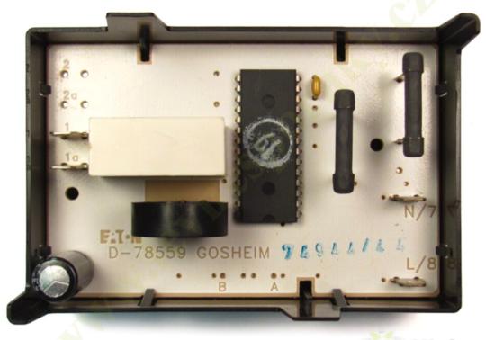 Oven Programer clock EL198/202.141