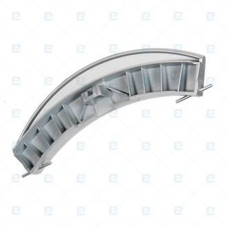Bosch Washing Machine Front Loader Door Handle WAE22466 silver