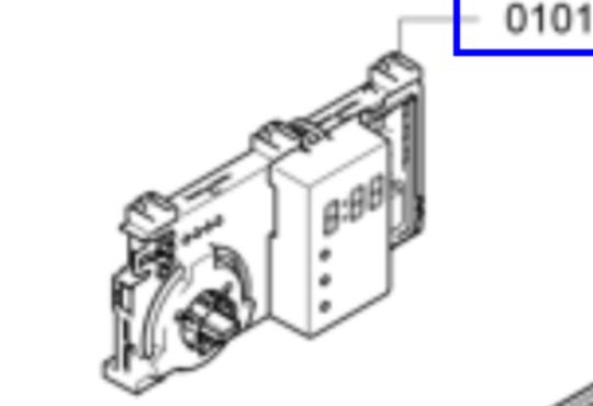 Bosch dishwasher Operator Module for SMU50E35AU,