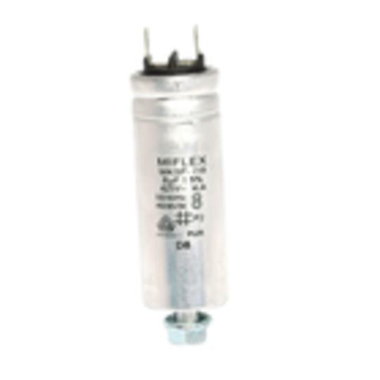 capacitor 8uf aluminium  Case 400VAC- 450VAC 8uf, 8.0mf, 8,0mf, 8.0uf, 8,0uf,
