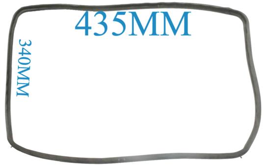 AEG Electrolux Oven Door Seal Gasket bek556320m,