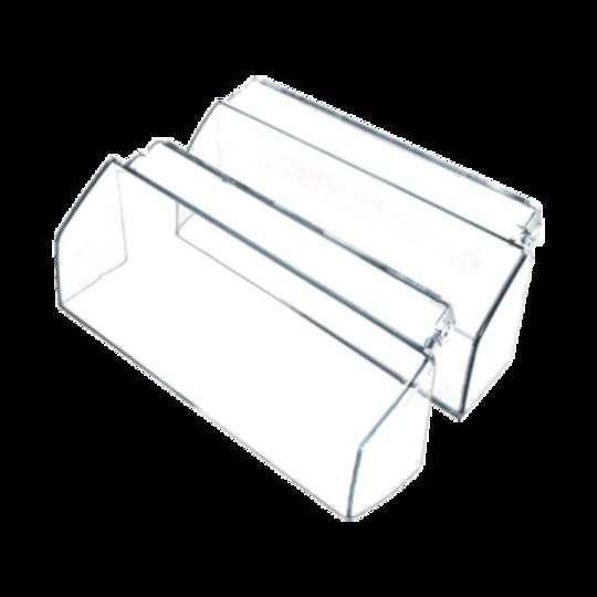 Westinghouse Simpson Electrolux fridge DAIRY SHELF COVER LID WBM5100WC,