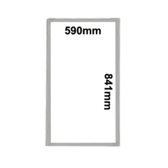 WESTINGHOUSE SIMPSON fridge DOOR SEAL WBM3700SA WBM3700WA WBM3700PB WBM3700SB,