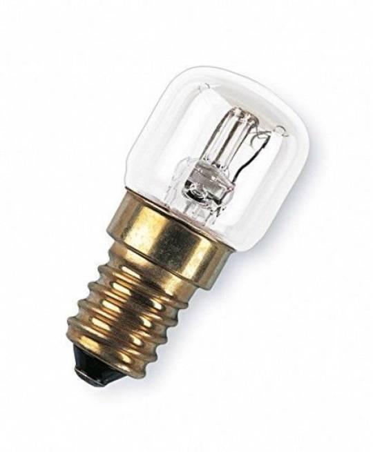 Oven light lamp bulb 15Watt 15w E14 300C,