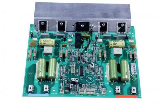 Beko and Euromaid induction cooktop power board pcb IHT60, PN 870,